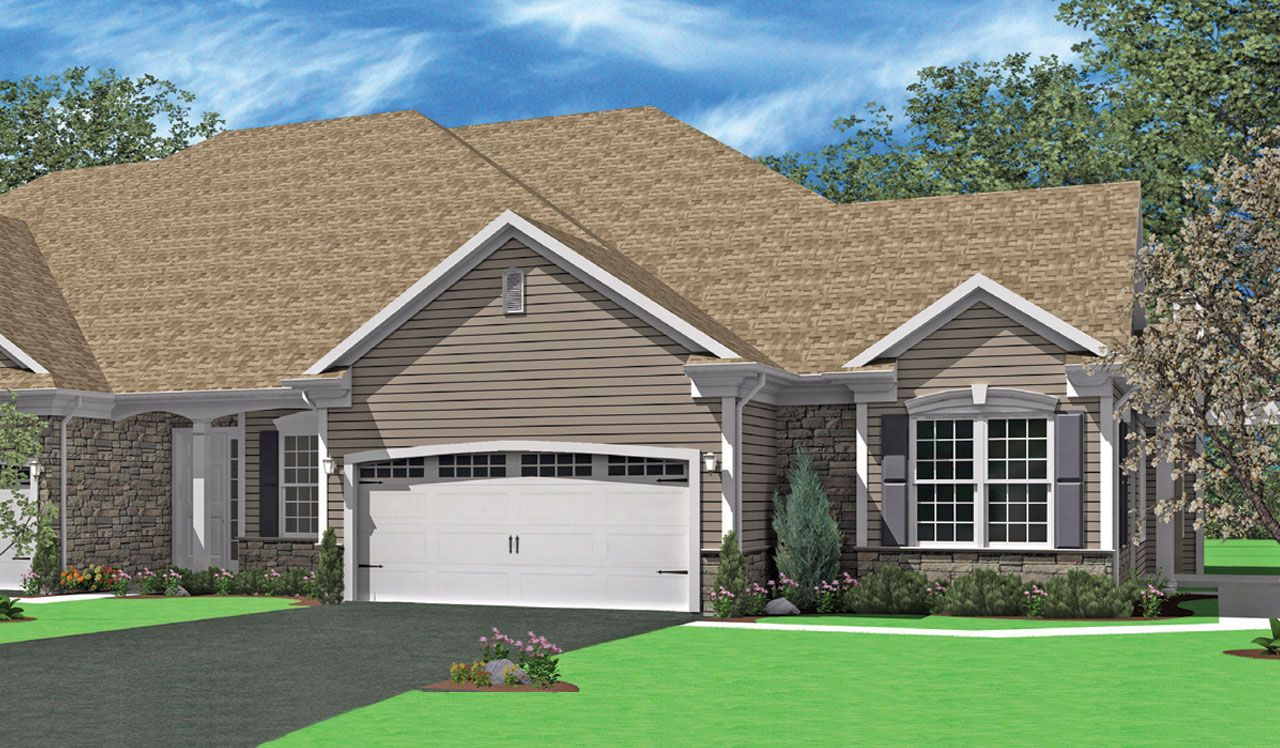 Fillmore Home Plan By Landmark Homes In Available Plans