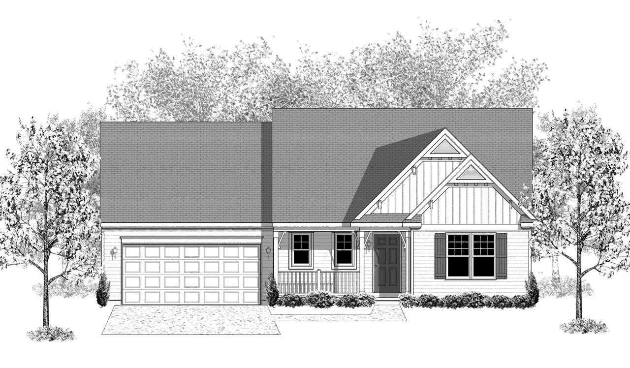 Hartford home plan by landmark homes in available plans for Landmark house plans