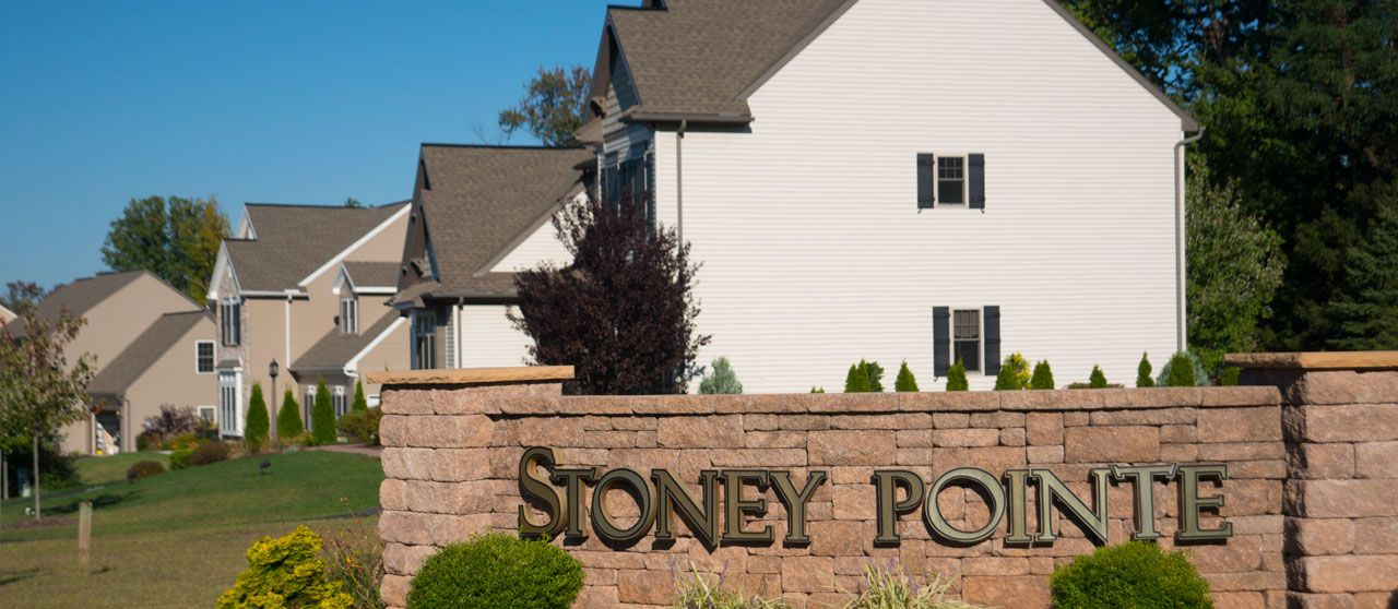Stoney Pointe New Home Community in Lancaster County PA