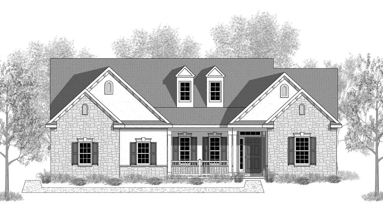 The Brunswick Model by Landmark Homes