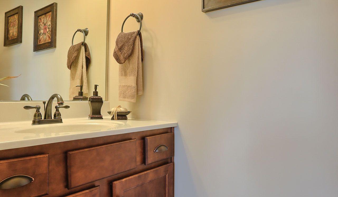 Darien Model Bathroom