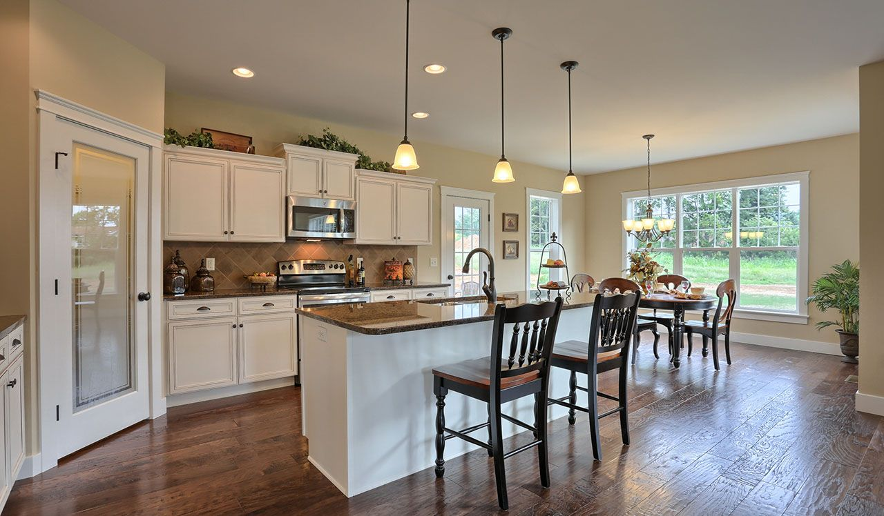Darien Model Kitchen
