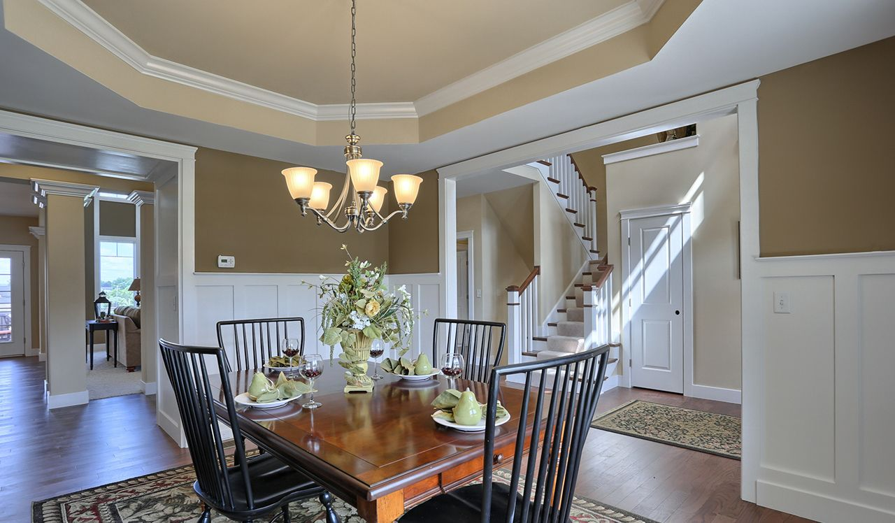 The Sullivan Model Dining Room