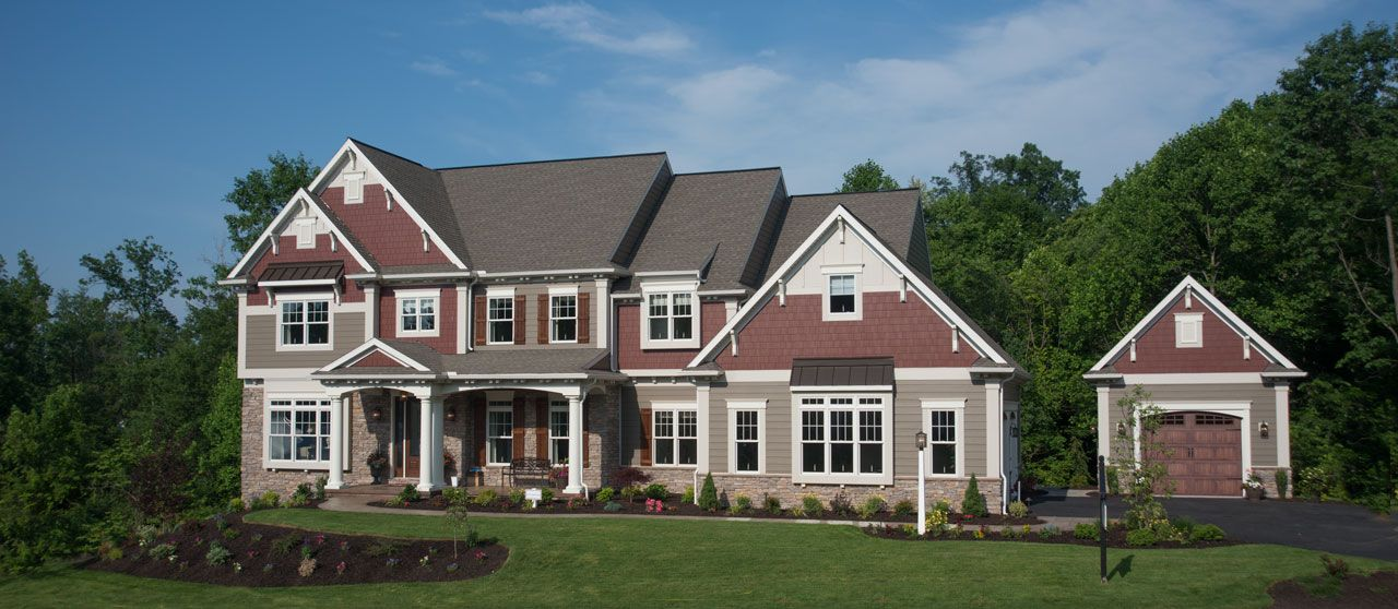 Available plans in ephrata pa by landmark homes for Landmark home designs