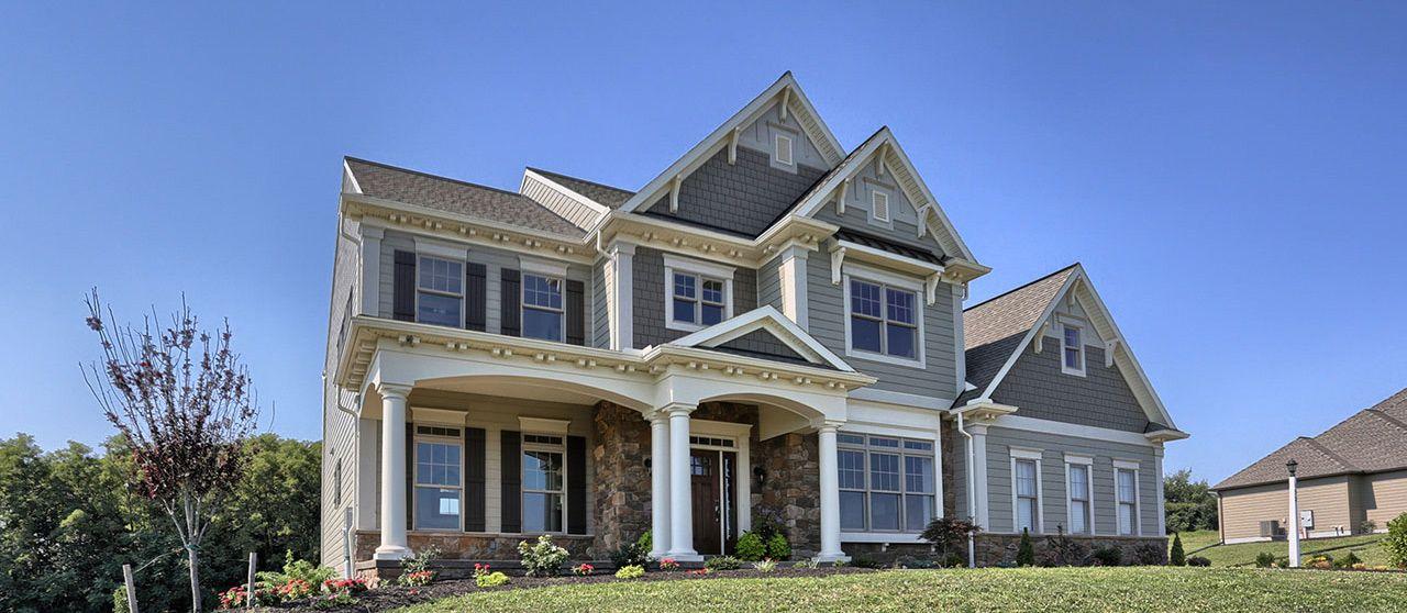 mountaindale in harrisburg pa by landmark homes. Black Bedroom Furniture Sets. Home Design Ideas