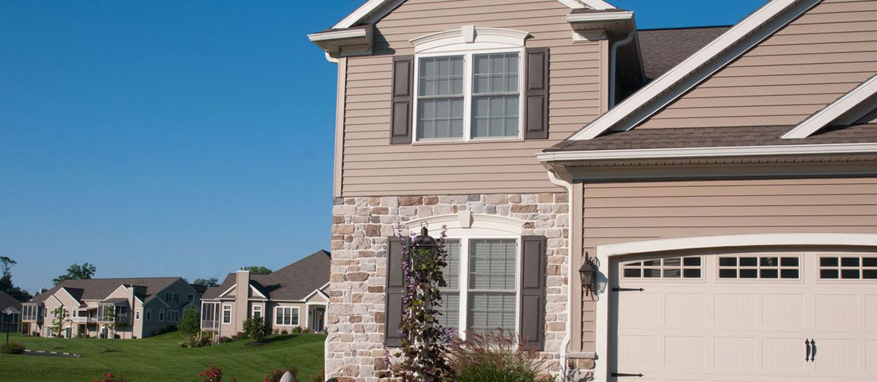 The Manors New Townhome Community in Harrisburg PA