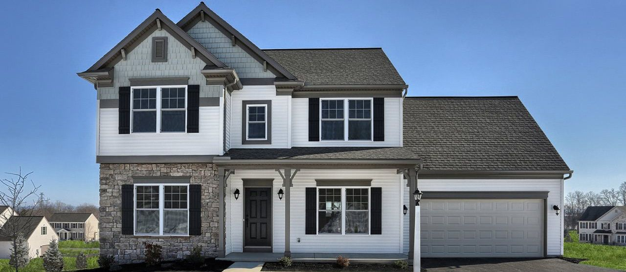 Willow Glen New Home Community in Reading PA
