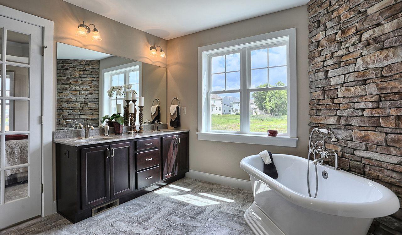 Brookfield Owner's Bathroom