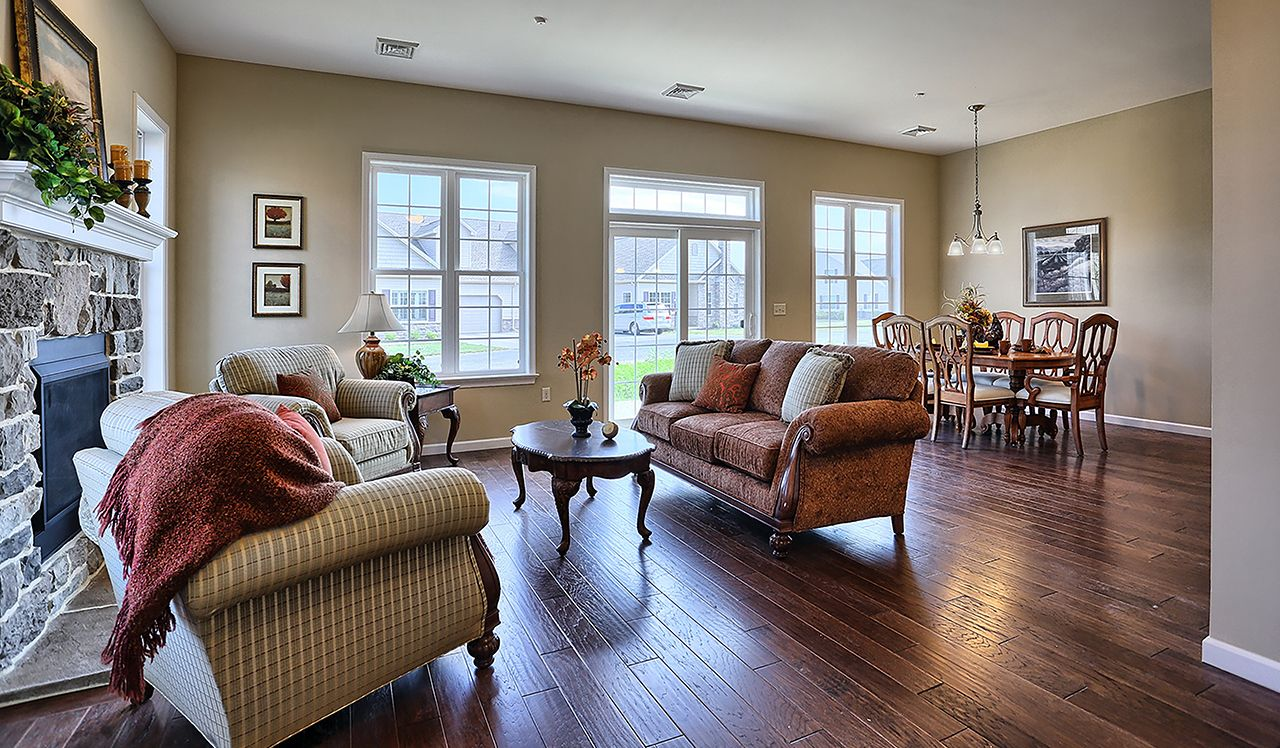 Cypress Living Room
