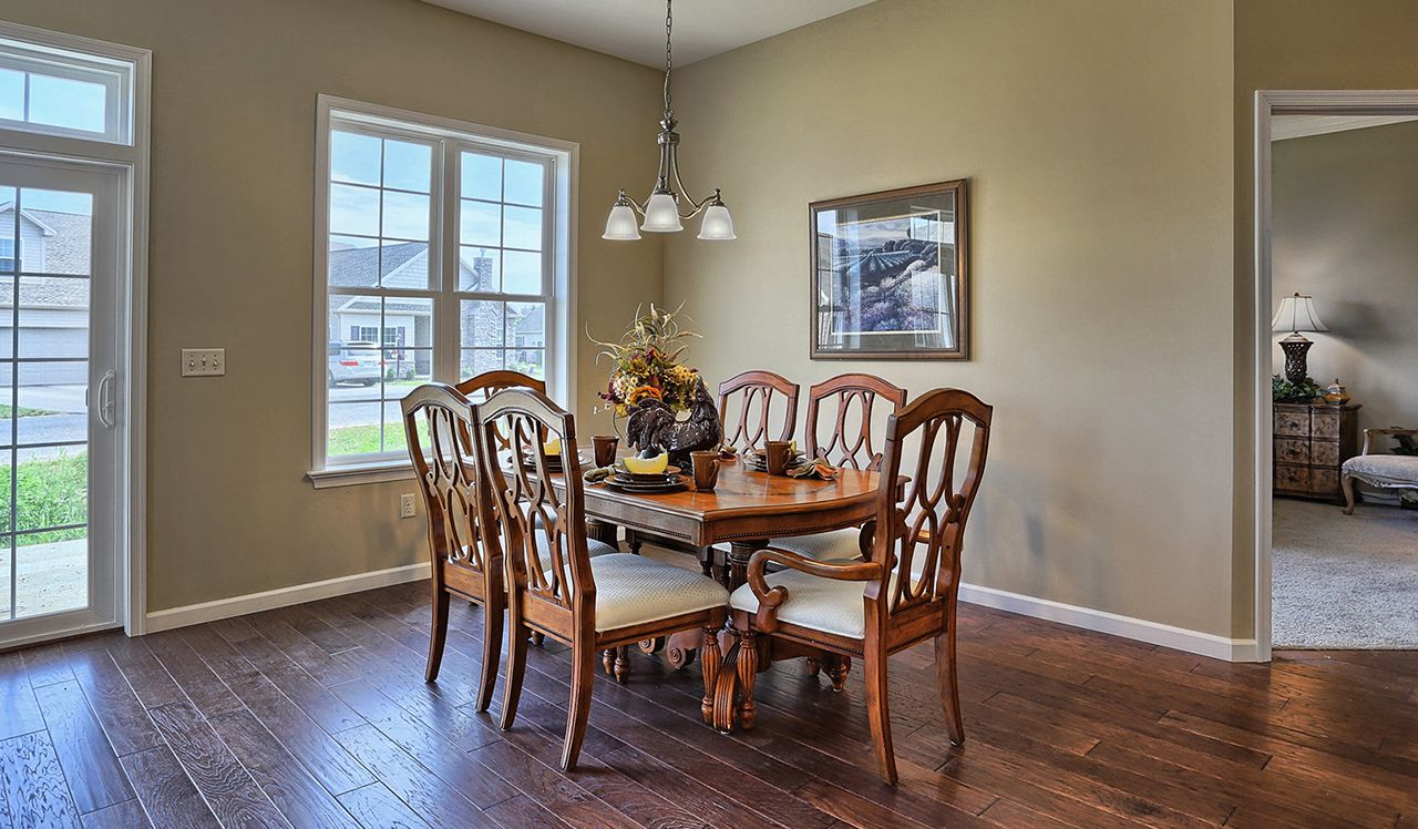 Cypress Dining Area