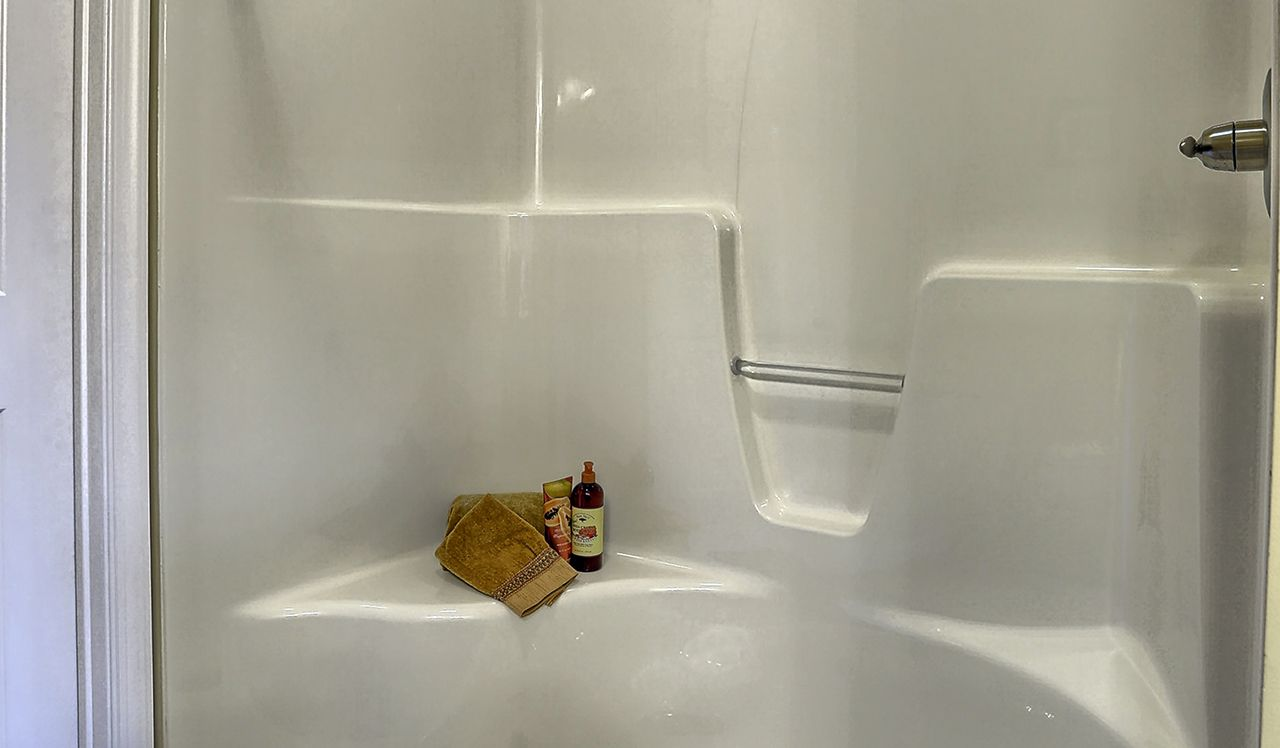 Cypress Owner's Bathroom