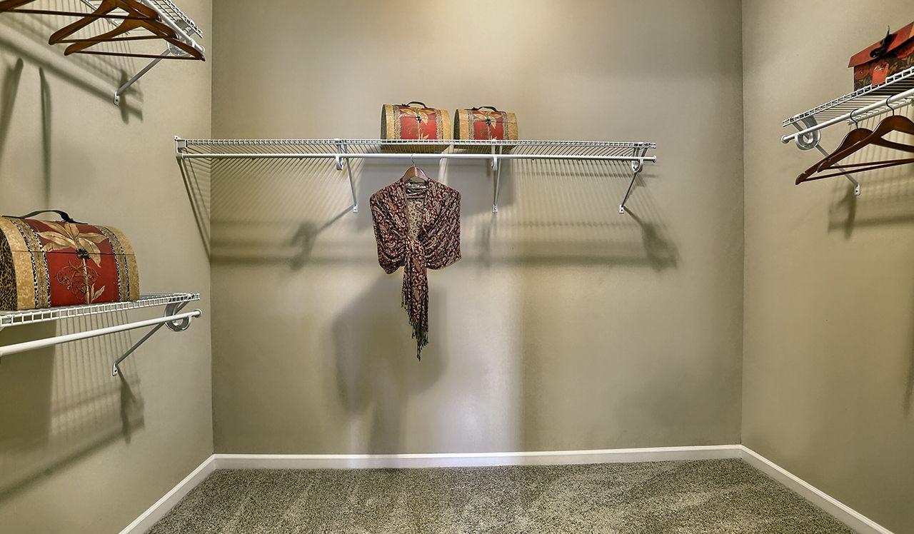 Cypress Owner's Closet