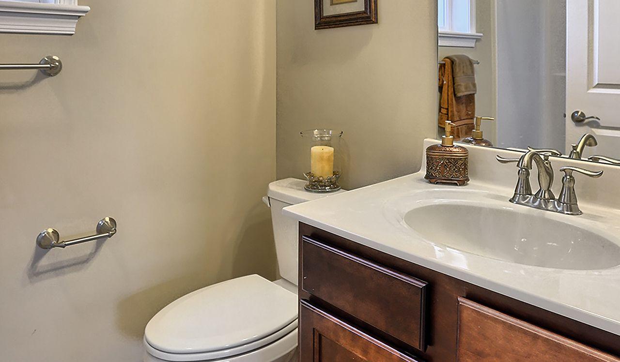 Cypress Bathroom