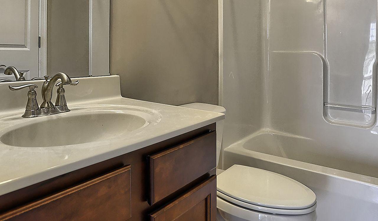 Maple Bathroom