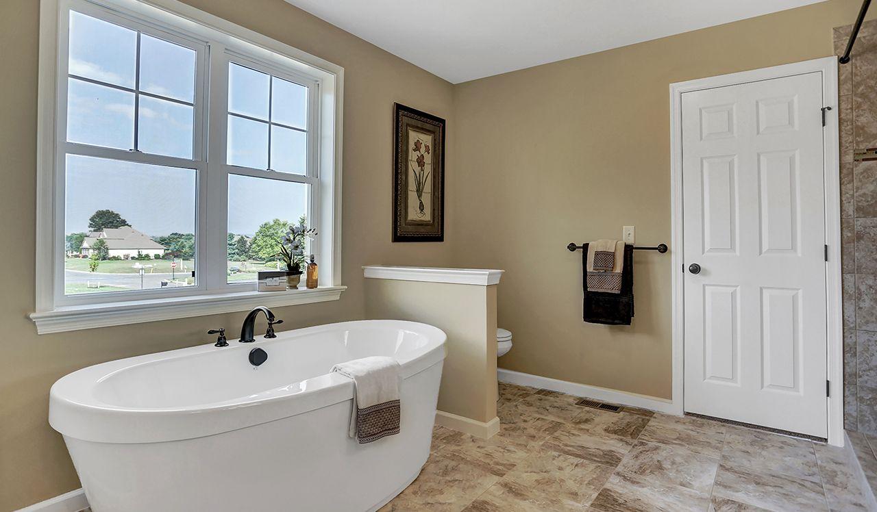 Ellington Owner's Bathroom