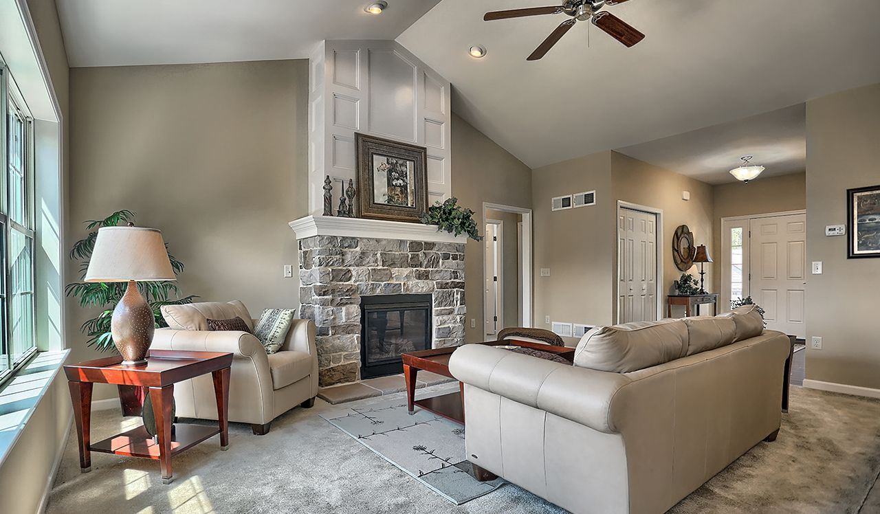 Preston Family Room