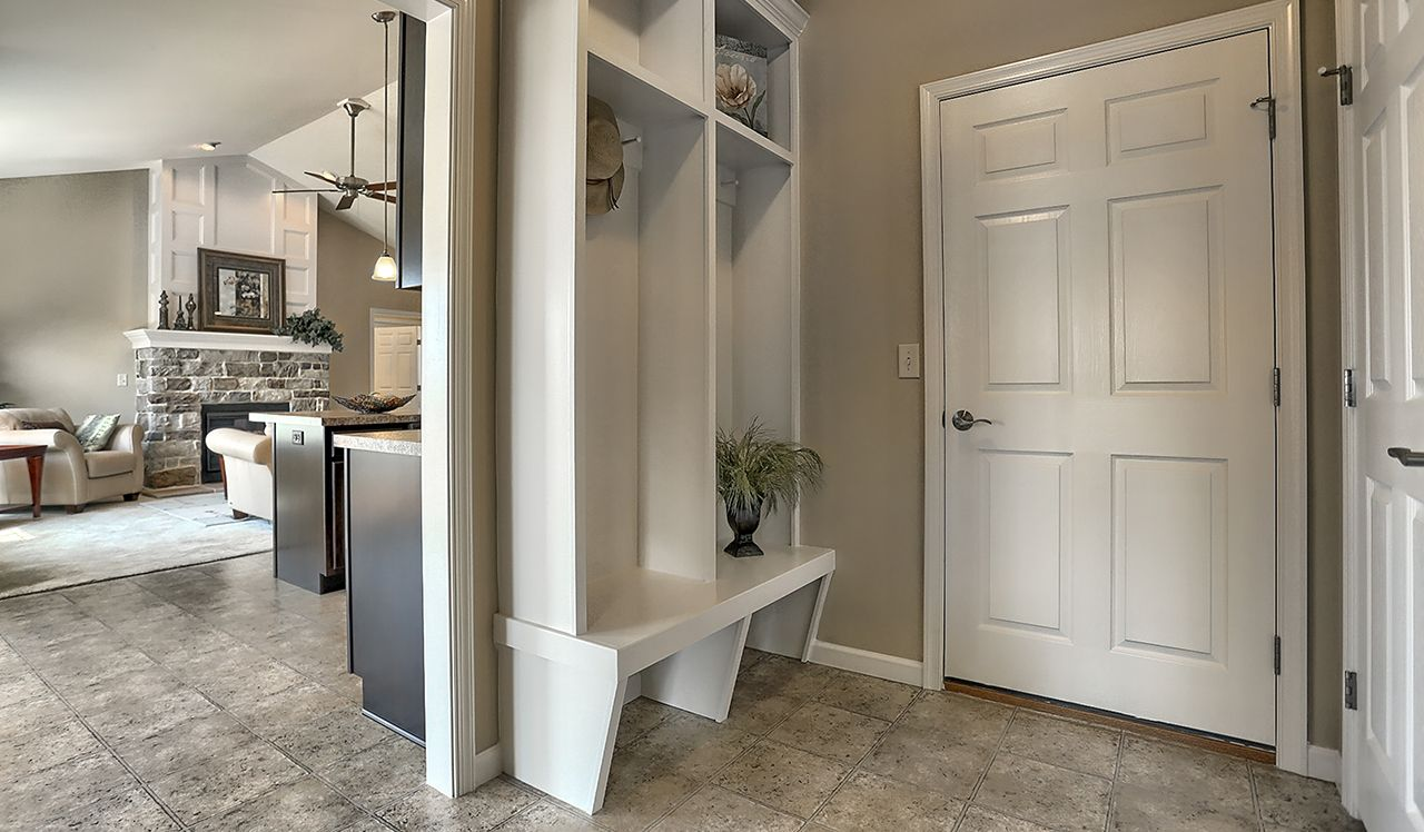 Preston Mudroom