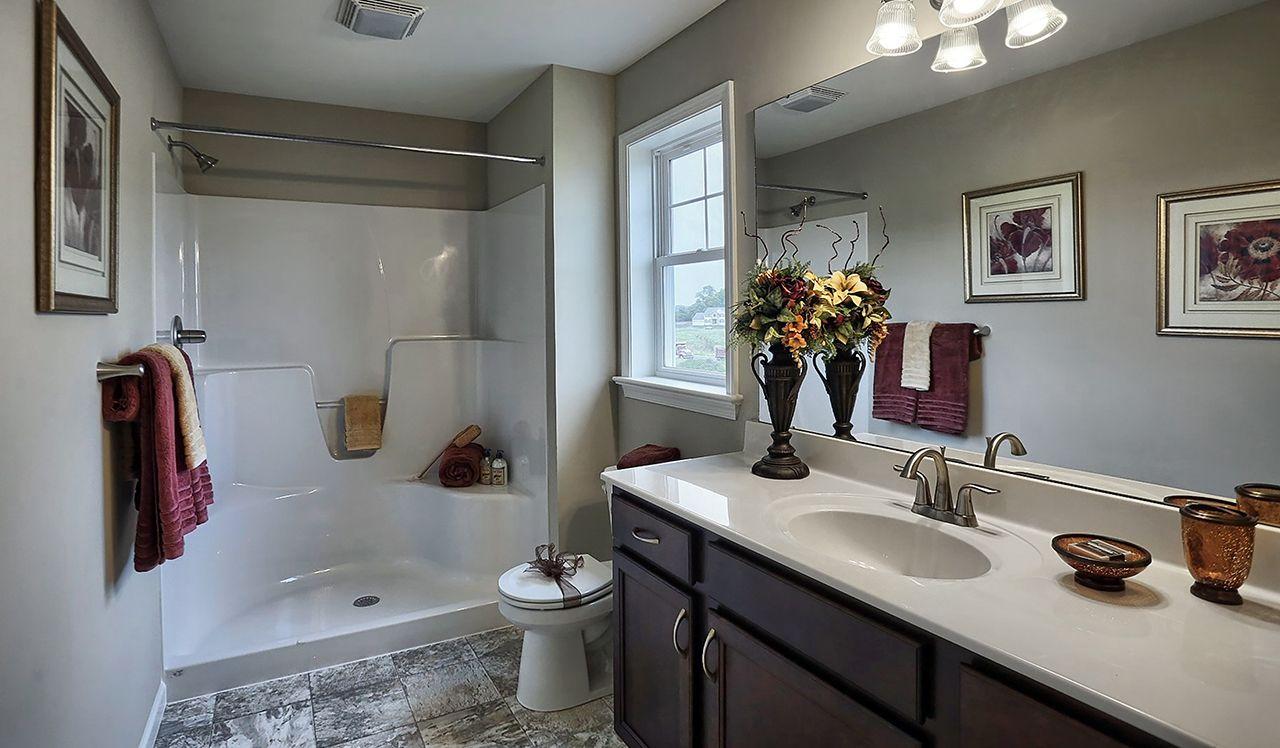 Bainbridge Owner's Bathroom