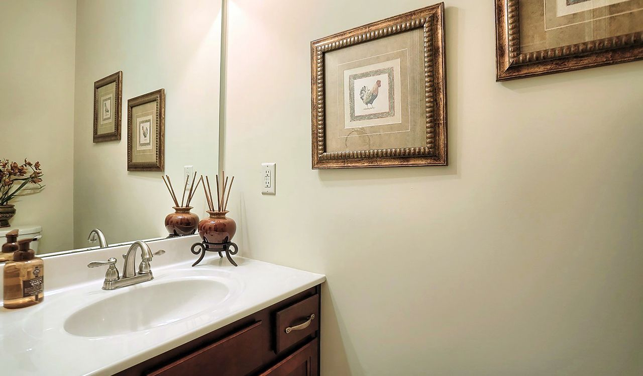 Chesapeake Powder Room