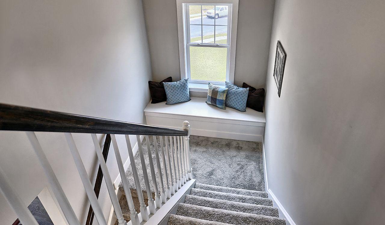 The Darien Stairs