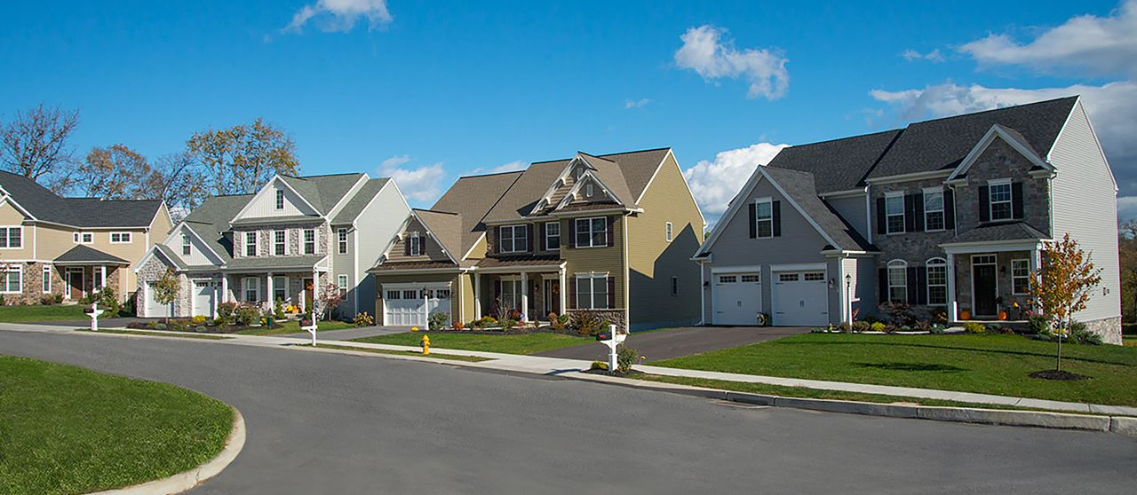 Millfording Preserve New Home Community in Mechanicsburg PA