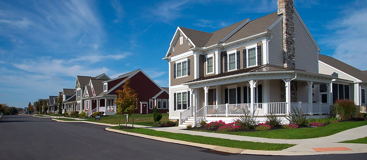 Home Towne Square Active Adult Community in Lancaster PA