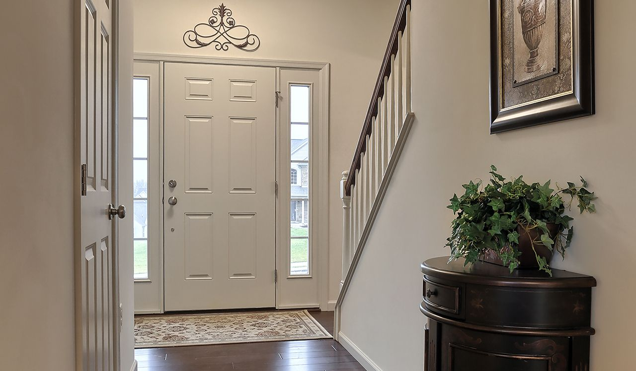 Oakmont Model Foyer