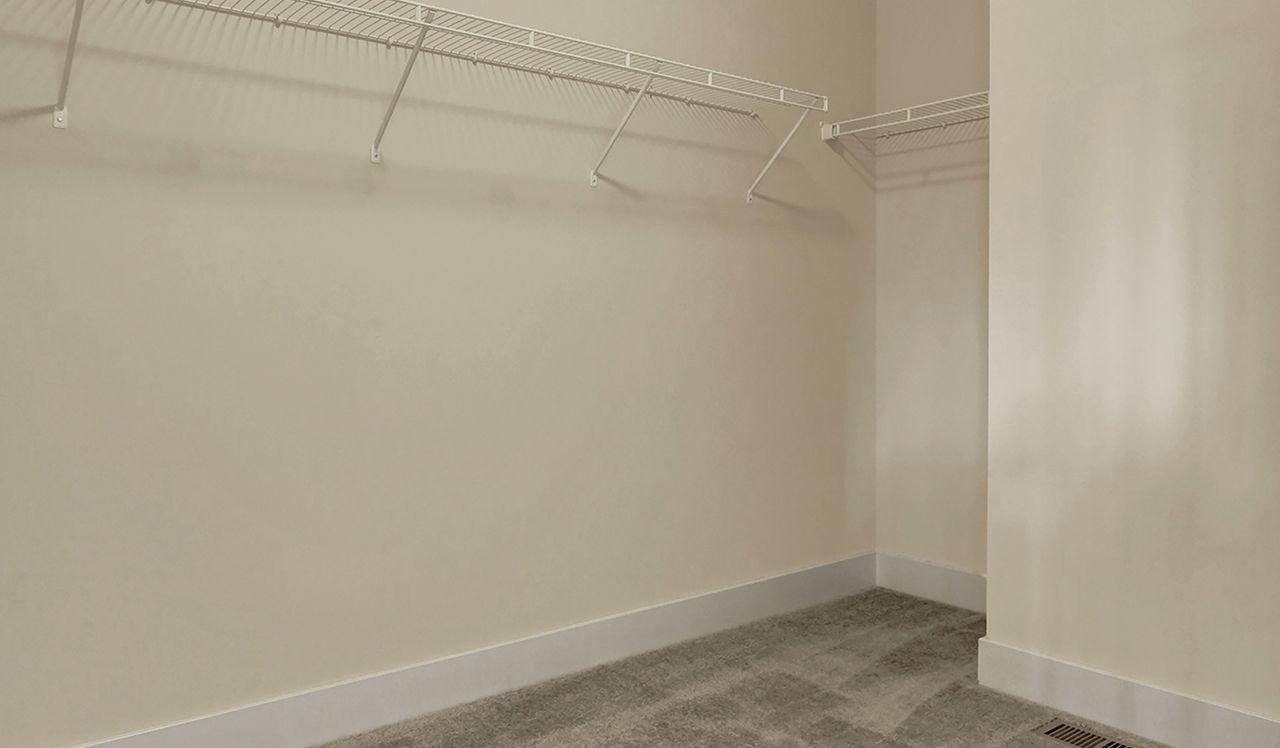 Norton Owner's Closet
