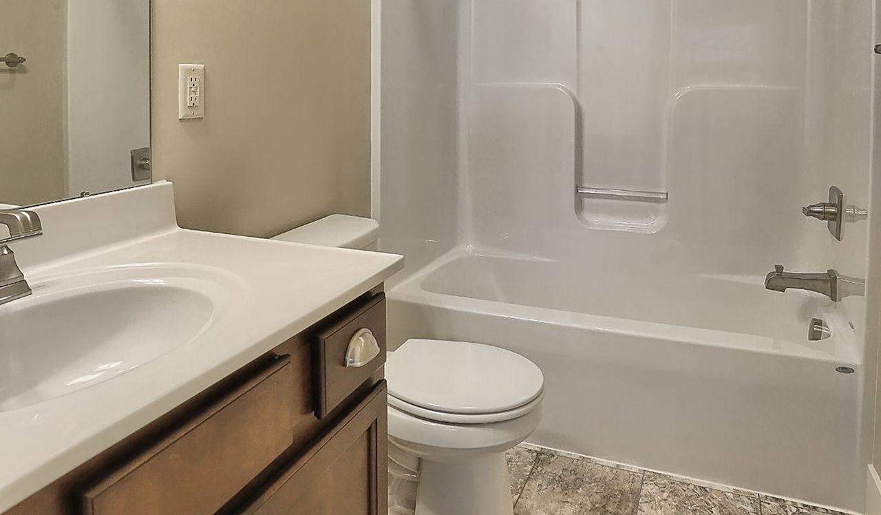 The Darien Bathroom