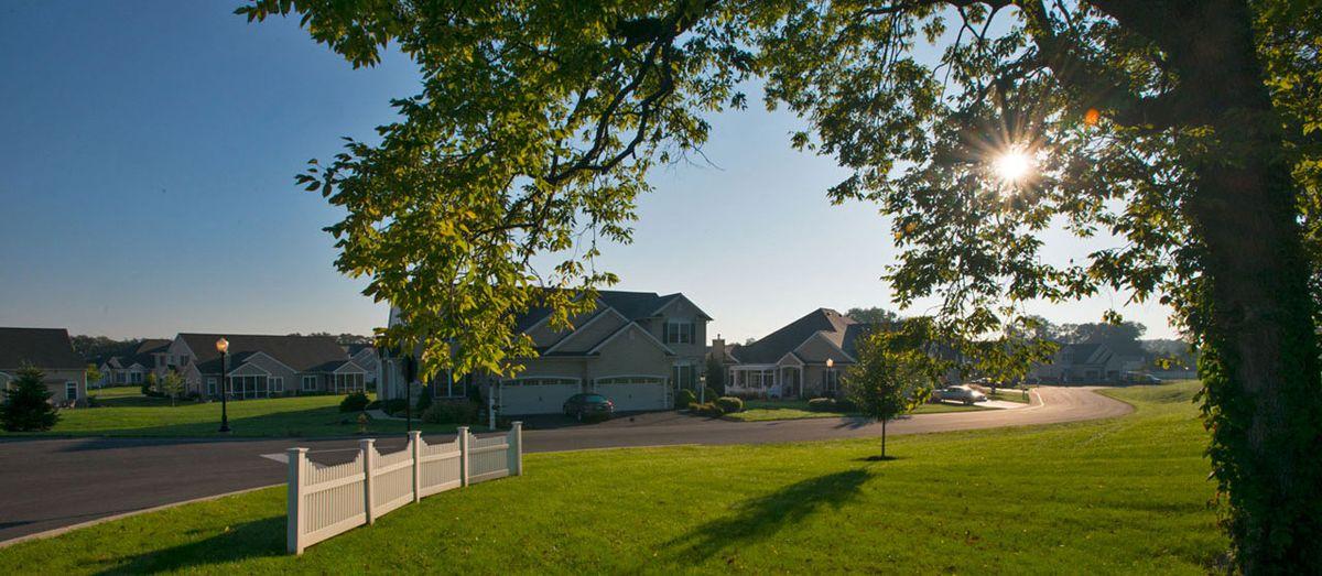 Carmella Active Adult New Home Community in Mechanicsburg PA
