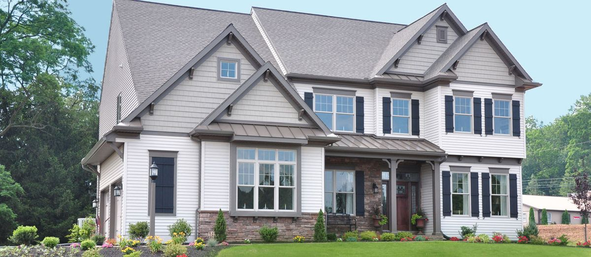 Stoney Pointe New Home Community in Stevens PA