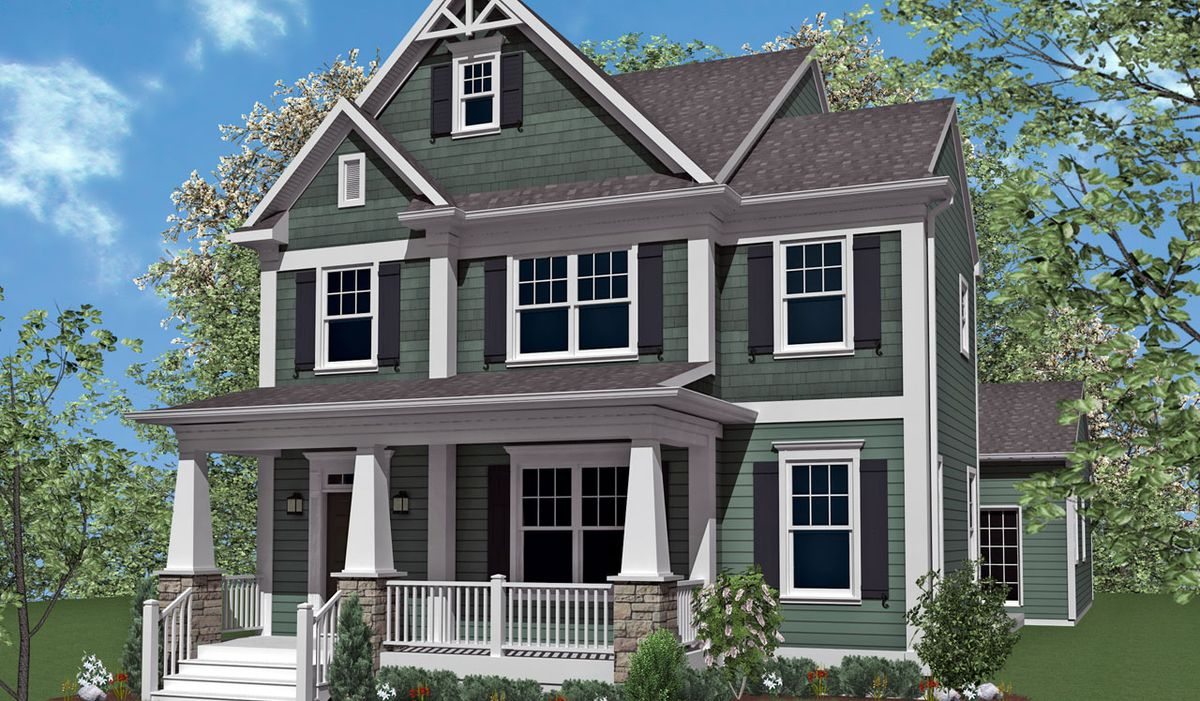 Mapleton Home Plan By Landmark Homes In Available Plans