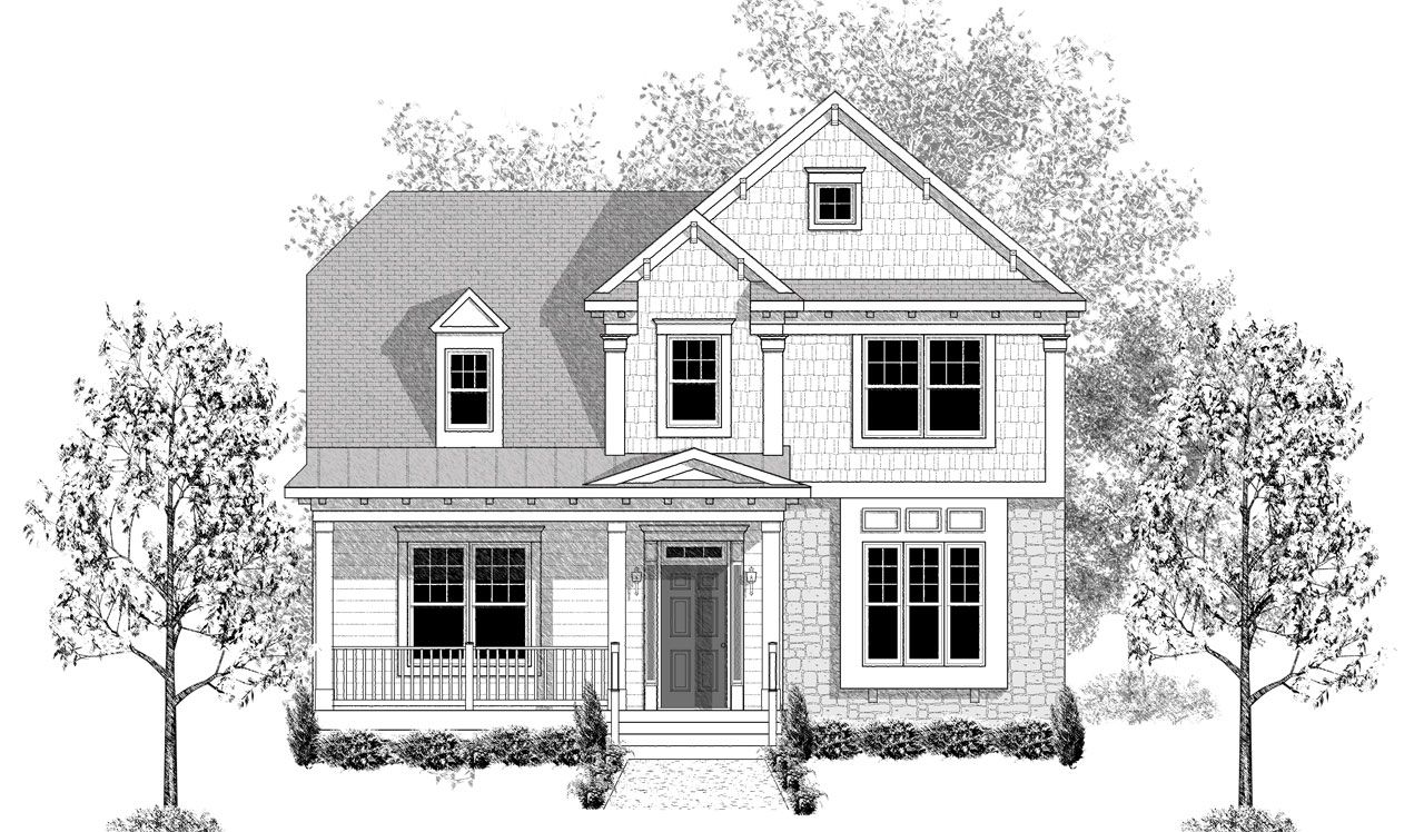 Exterior featured in The Thorndale By Landmark Homes  in Lancaster, PA