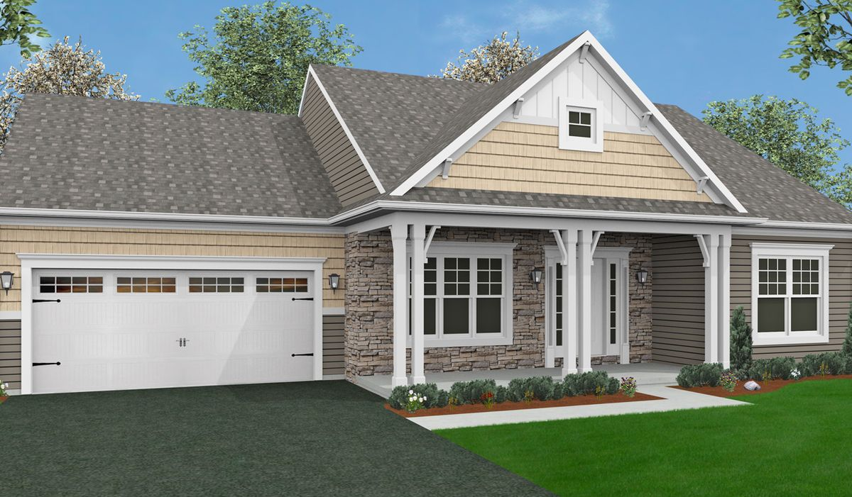 Preston home plan by landmark homes in available plans for Preston house