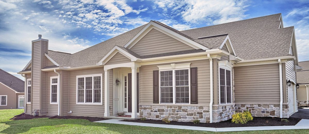 The Manors New Townhome Community in Mechanicsburg PA