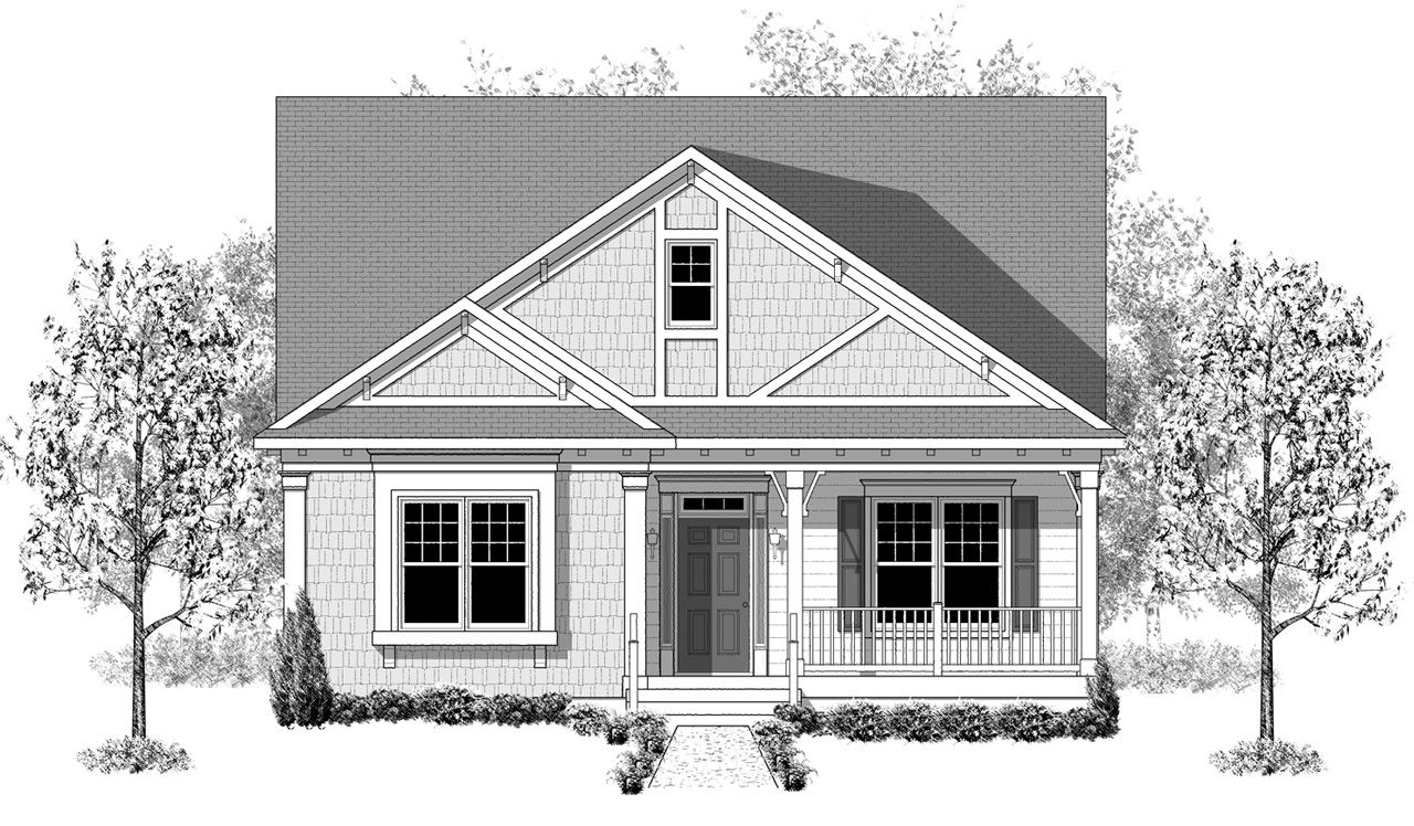 Exterior featured in The Winston By Landmark Homes  in Lancaster, PA