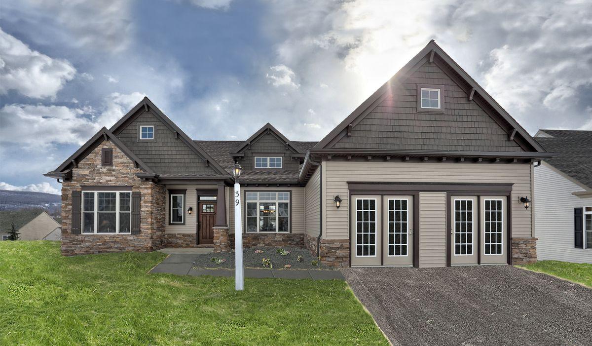 Stonecroft Model Home