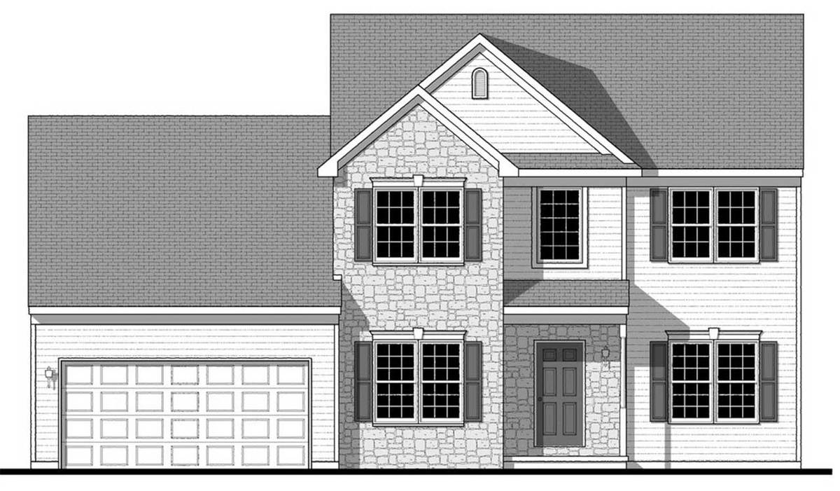 Ellendale Home Plan