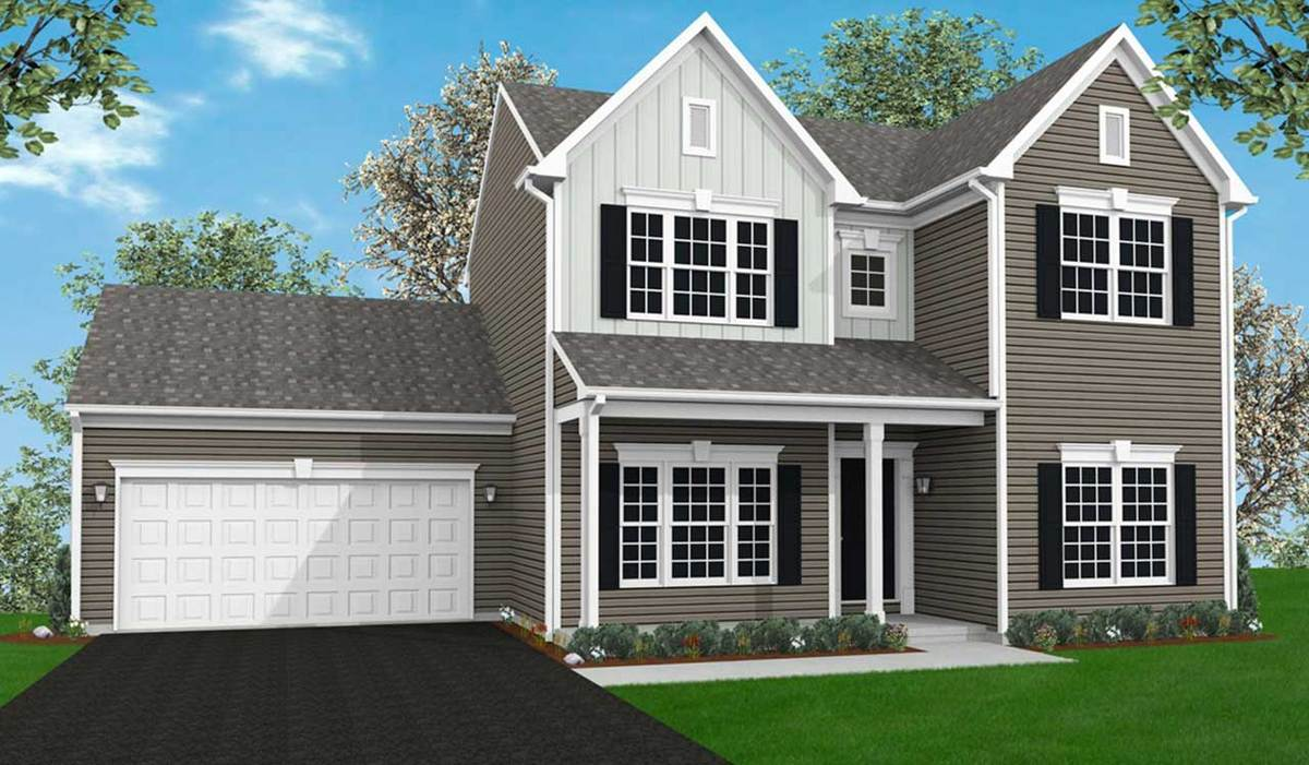 Harrison Home Plan