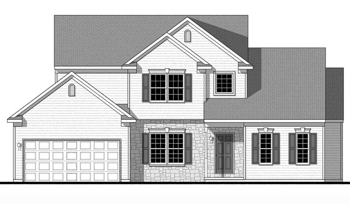 Jamestown Home Plan