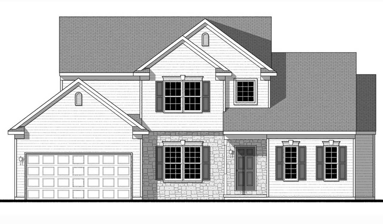 Jamestown Home Plan