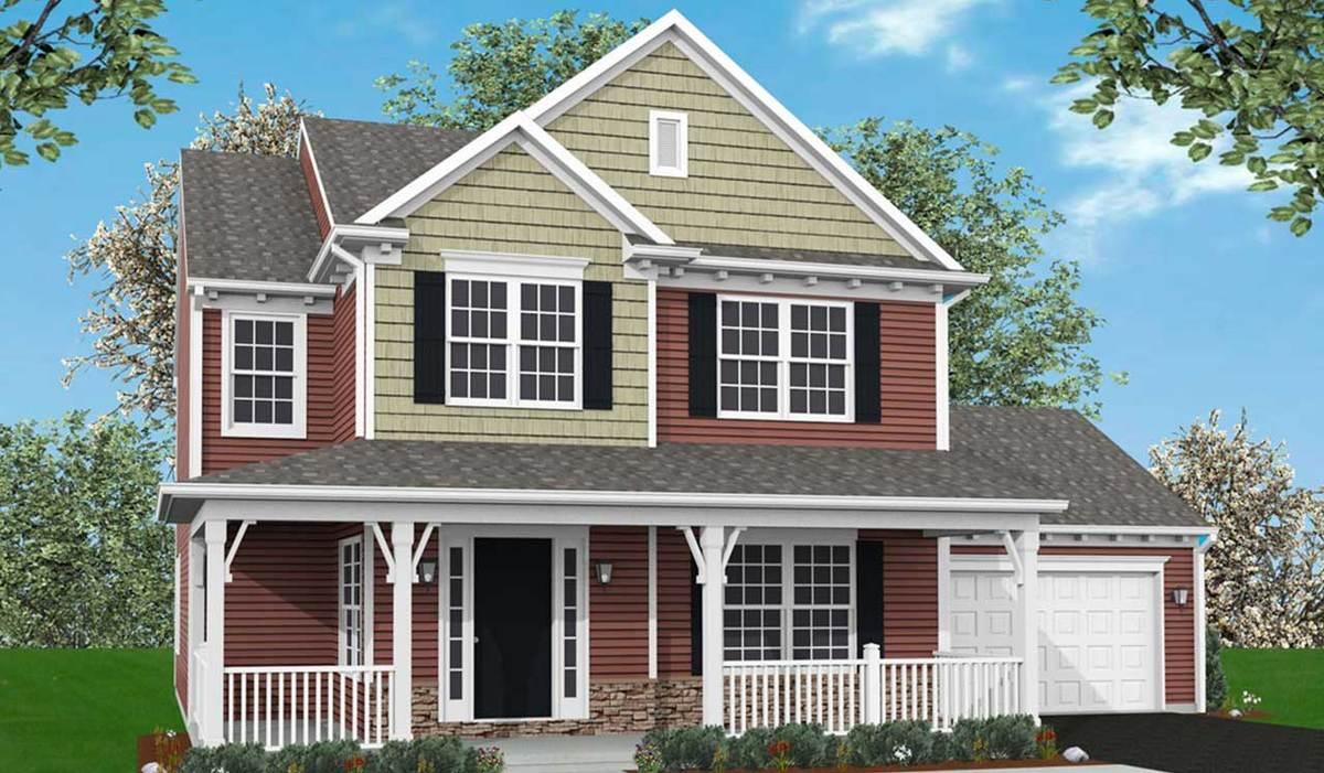 McKinley Home Plan