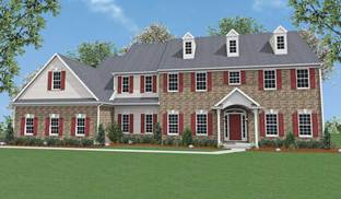 Winterbrooke - Willow Creek Farms: Hummelstown, Pennsylvania - Landmark Homes