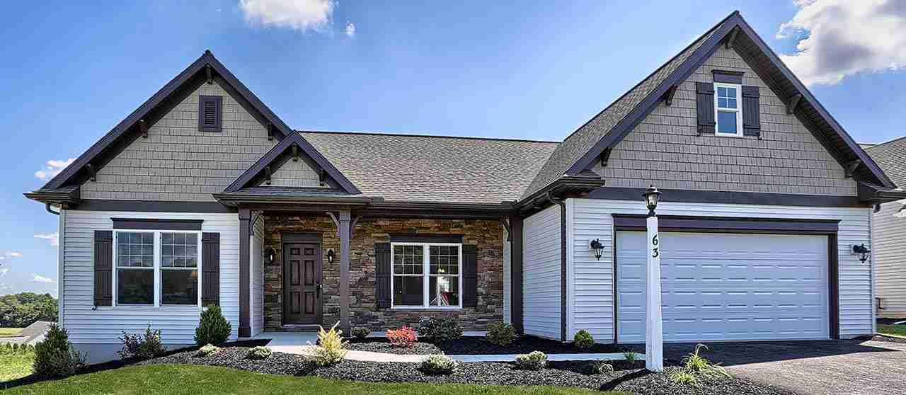 Danbury Glen New Home Community in Mechanicsburg Pa
