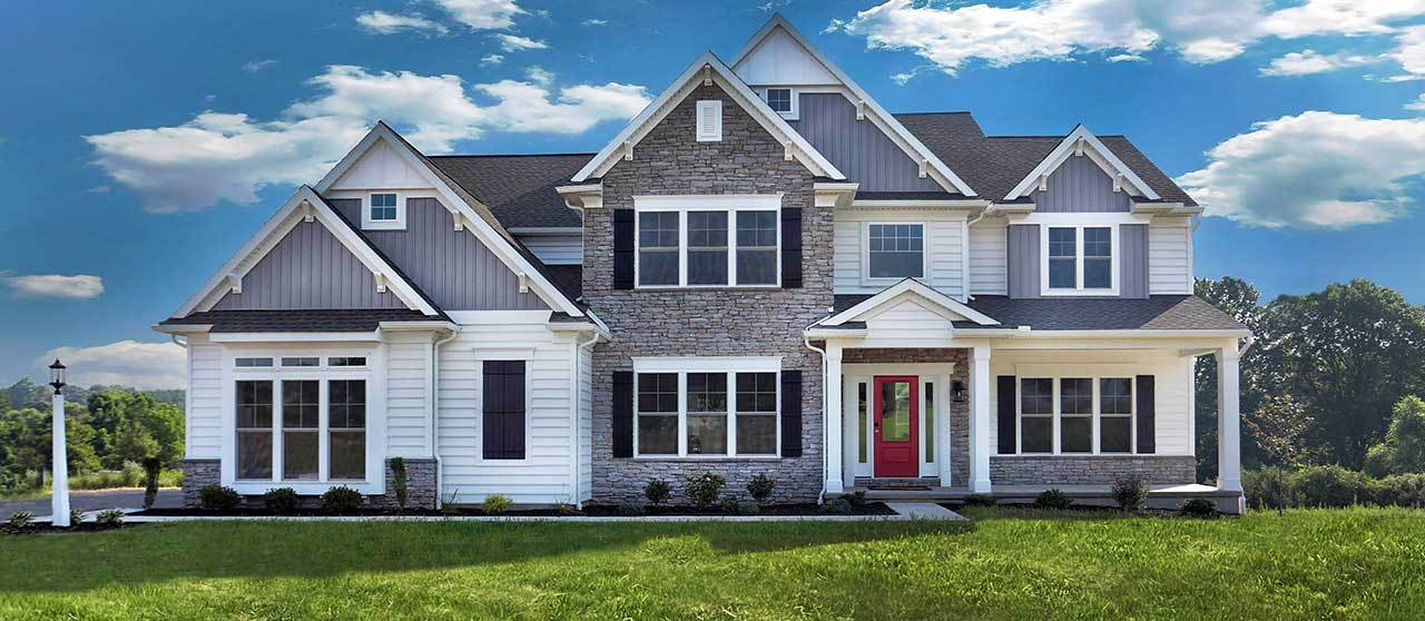 Build A New Home On Your Lot Or Our In Pa