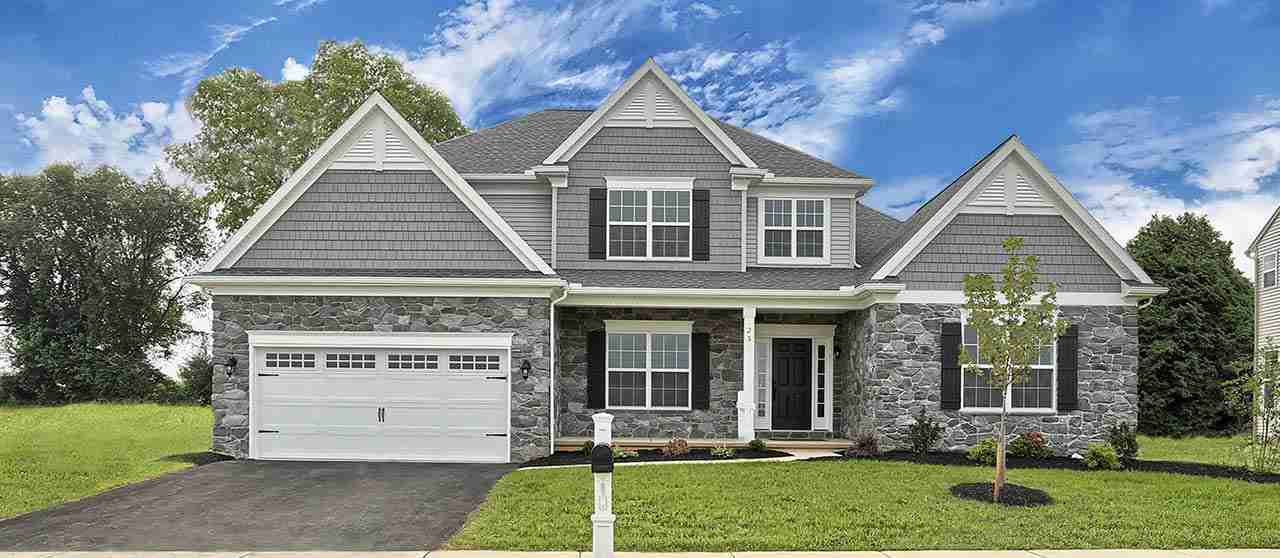 Creekside Meadows New Home Community in Elizabethtown PA