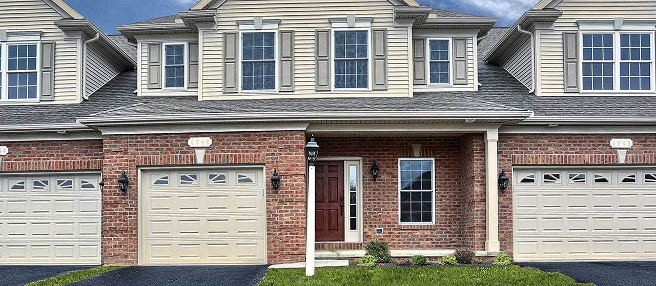 The Townes at Laurel Point New Townhome Community in Harrisburg PA