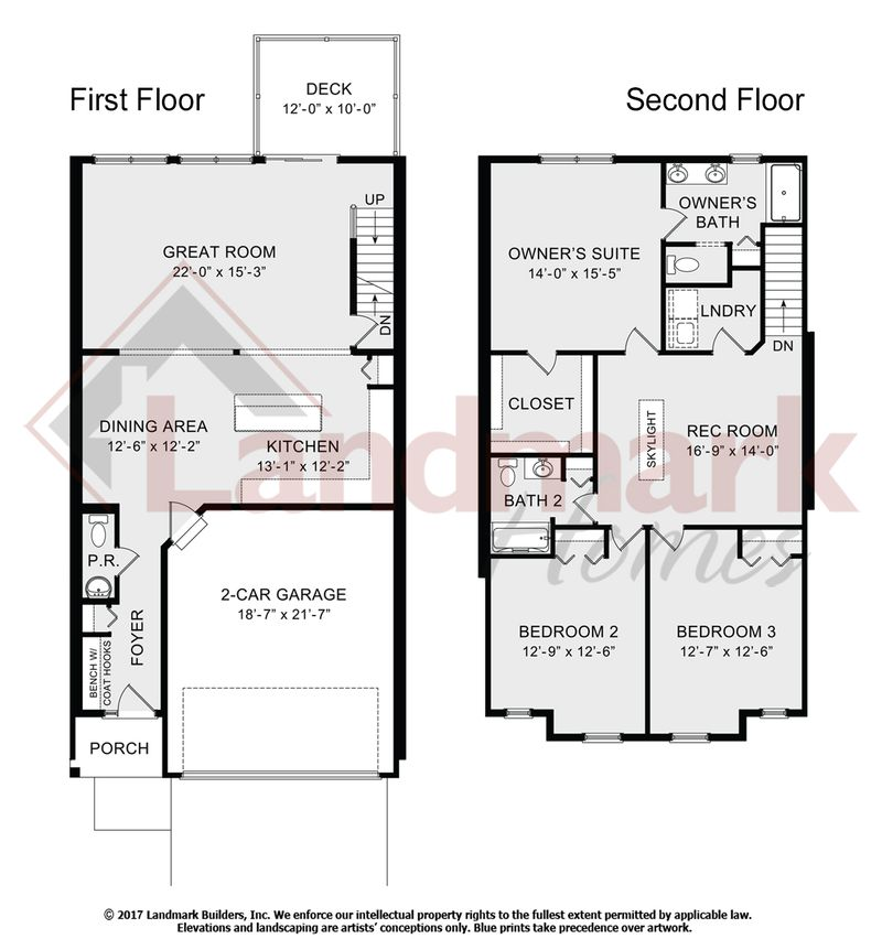 Trenton Floor Plan