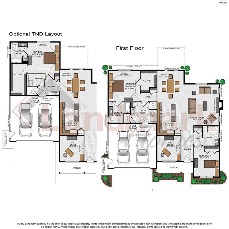 Norton Floor Plan