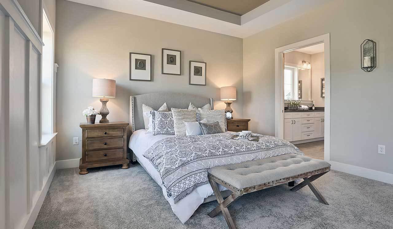 Bedroom featured in the Northfield  By Landmark Homes  in Harrisburg, PA